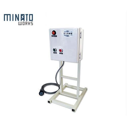 ミナト タイマー式 動力制御盤 (自立盤付き/三相200V20A対応) 【省エネ対応】