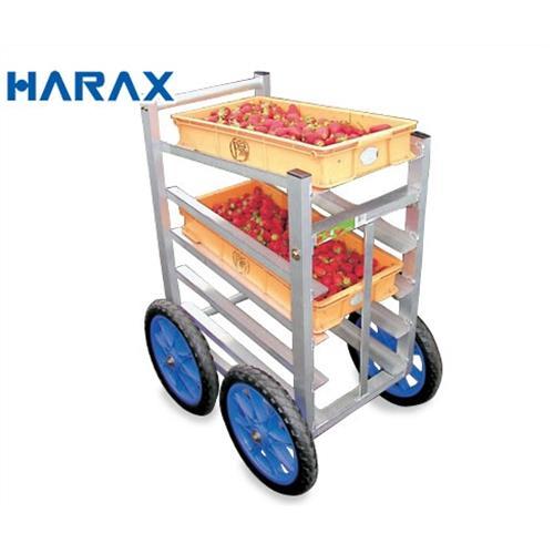 ハラックス 収穫台車 愛菜号 SW-514 (苺の収穫専用)