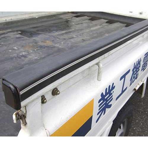 バンドー 普通トラック用荷台パネル保護カバー Cタイプ CY-0021 (ゴムマットと同時注文で1000円引!) [軽トラ ふちカバー]