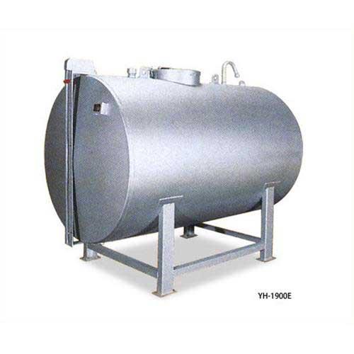 サンダイヤ 重油専用大容量オイルタンク YH-1900G1 (横型・H型/2Kリットル)
