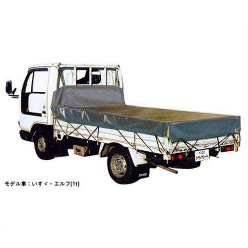 小型&中型トラック用 荷台シート TS-30SW (SW生地) [トラックシート]