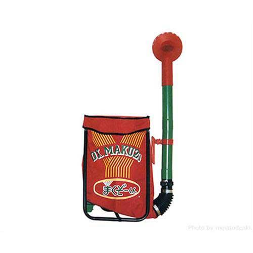 肥料散布機 まくぞーくんDX (袋容量20kg) [肥料散布器]