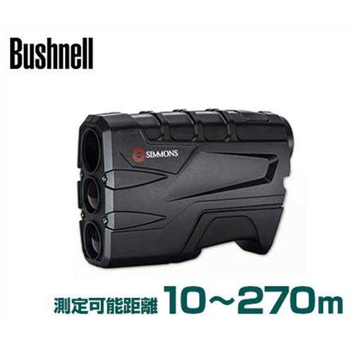 [最大1000円OFFクーポン] Bushnell 携帯型レーザー距離測定器 ライトスピードシモンズロボ (10~270m/y)