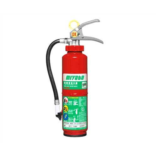 Abc Fire Extinguisher >> Miyata Industry Powder Abc Fire Extinguisher With Small Ca4ed Recycling Seal Books Included The R20