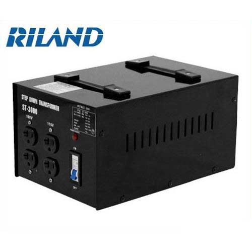 RILAND(リランド) ダウントランス ST-3000 (200V15A⇒100V30A/115V26A)