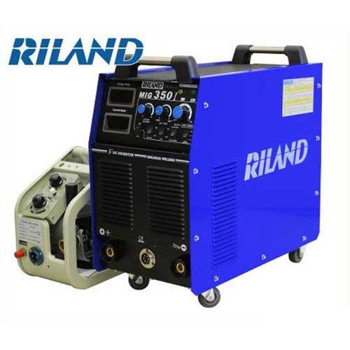 RILAND(リランド) インバーター CO2/MAG 自動溶接機 MIG350Ij(三相200V仕様) [半自動溶接機]