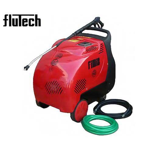 フルテック 温水スチーム高圧洗浄機 HF1513 (三相200V/4.0Kw) (高圧温水洗浄機) [高圧温水洗浄機]