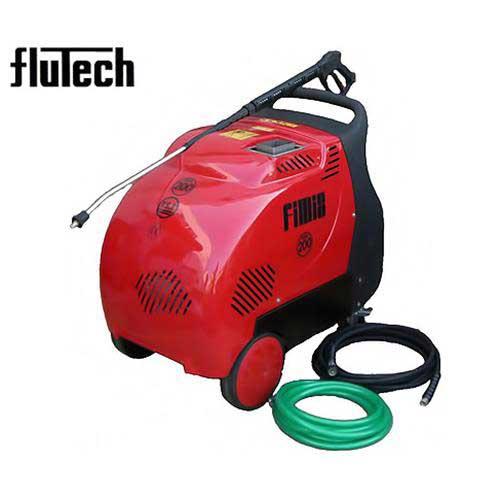 フルテック 温水スチーム高圧洗浄機 HF2015 (200キロ/三相200V/7.5Hp)