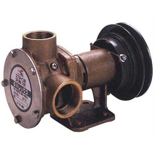 工進 ラバレックスポンプ MFC-4024S (口径40mm/DC24V仕様クラッチ付き)