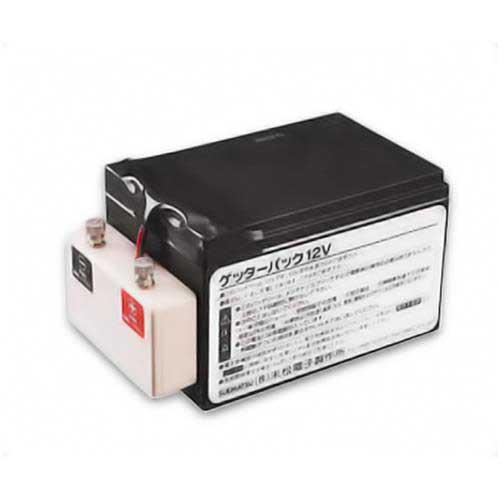 末松電子 電源機器 802 ゲッターパック12V [ゲッターシステム用 電気柵 電柵 電気牧柵]