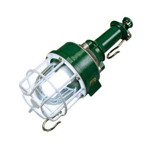ハタヤ 防爆型蛍光灯ハンドランプ HEP-21N10HP (コード10m付) [HATAYA]