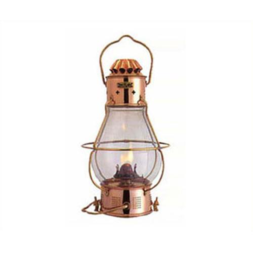 ニッセン マリンランプ アンカーランプ(B) (オイルランプ/銅板製) [ランタン]