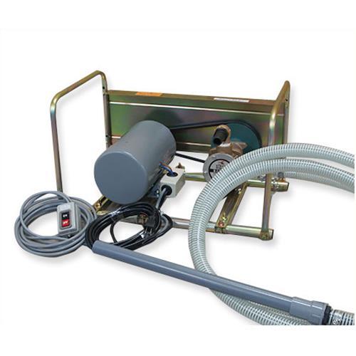 ミナト 1インチバキュームポンプ 単相100V750Wモーター+5m遠隔スイッチ付きセット [ラバレックス エンジン式 海水用 排水用 汚水用]