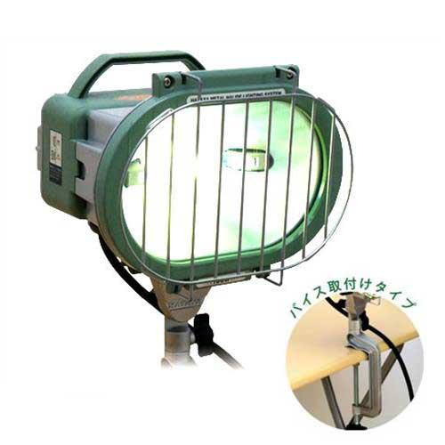 ハタヤ 瞬間点灯型メタルハライドランプ MLV-105KH (100V/150W/コード長5m) [投光器 HATAYA]