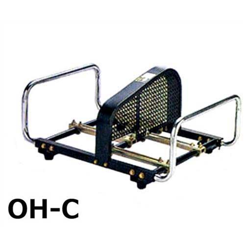 エンジン・モーター用セット台 マイティーセット台 OH-C (ベルトカバー付き)