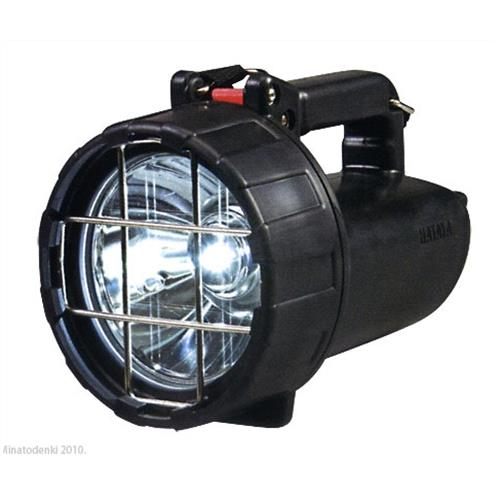 ハタヤ 海事仕様 携帯式 防爆ランプ PEP-03DK