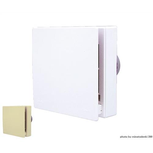 [最大1000円OFFクーポン] 高須産業 換気扇 PFFA-100K 給気パイプファン (手動シャッター付/スイッチ付/居室用)