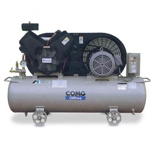 アネスト岩田 エアコンプレッサー TFP22C-10 (3馬力/三相200V/オイルフリー) [エアーコンプレッサー]