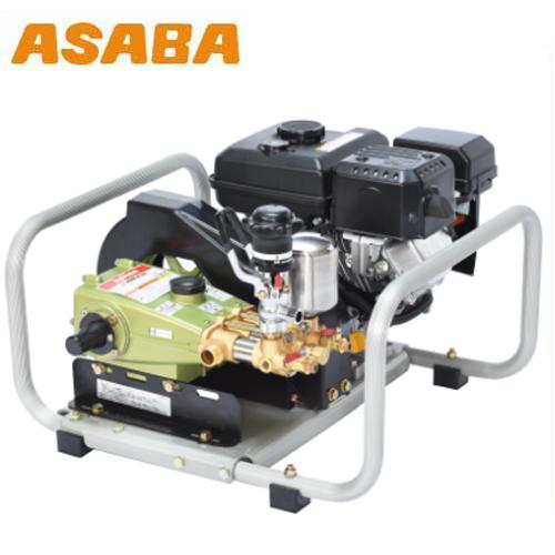 麻場(アサバ) セット動噴 NS-283GB (吸水量25L/分) [麻場 asaba 動噴 噴霧器 噴霧機]