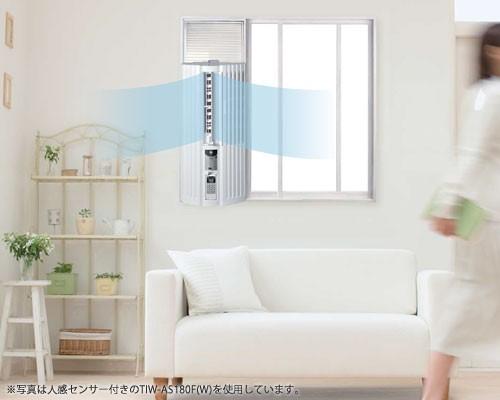 丰臣 Windows 个人空调 TIW-A 180 F(W) (1.8 千瓦 / 5 ~ 8 的塌塌米) [r10] [s50]