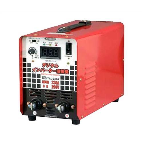 日動 インバーター直流溶接機 DIGITAL-230A (単相200V/230A)
