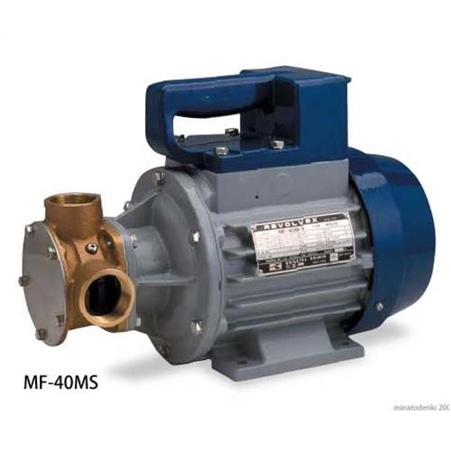 工進 ラバーマスター MF-40MS (直結型/40φ/三相200V1.5Kw/海水対応) [船舶 海水 水産業 バキュームポンプ]