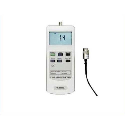 マザーツール デジタル振動計(VB-8201HA) 機械設備等の振動測定に