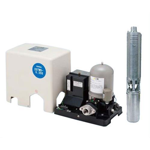 テラル多久 深井戸用定圧給水式 水中ポンプ 25TWS-5.35S-8/25TWS-6.35S-6