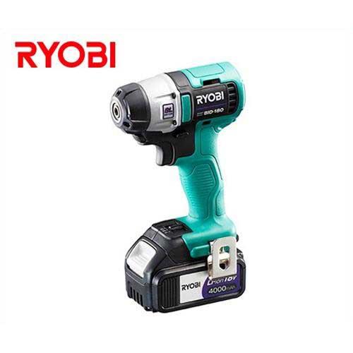 リョービ 充電式インパクトドライバ BID-180 (688800A) [RYOBI 電動ドライバー 電気ドリル]