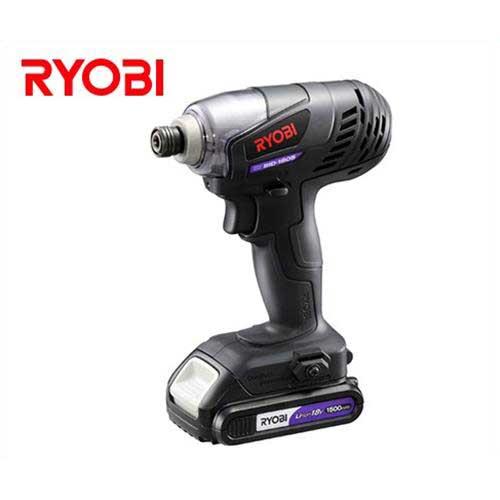 リョービ 充電式インパクトドライバ BID-1805 (657800A) [RYOBI 電動ドライバー 電気ドリル]