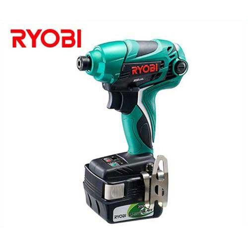 リョービ 充電式インパクトドライバ BID-143 (657000A) [RYOBI 電動ドライバー 電気ドリル]