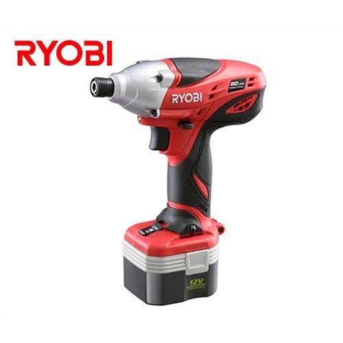 リョービ 充電式インパクトドライバ BID-1260 (658425A) [RYOBI 電動ドライバー 電気ドリル]