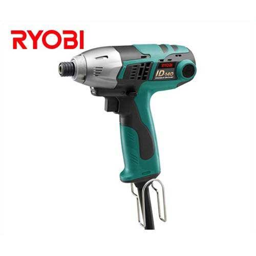 リョービ インパクトドライバ ID-140 (658600A) [RYOBI 電動ドライバー 電気ドリル]