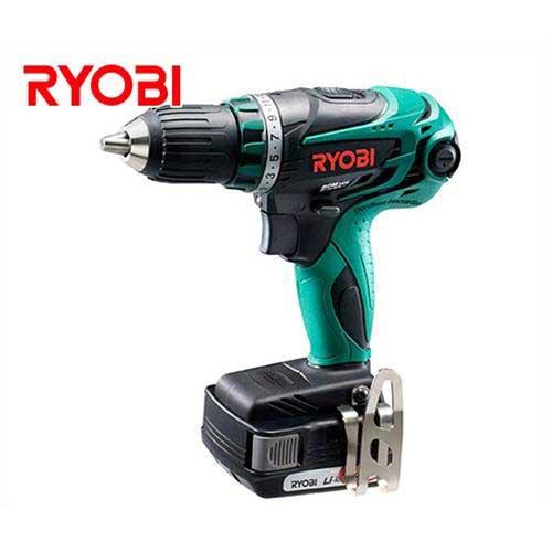 リョービ 充電式ドライバドリル BDM-1410 (647701A) [RYOBI 電動ドライバー 電気ドリル]