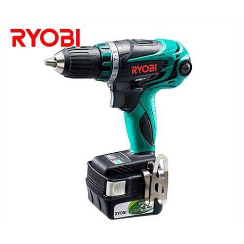 リョービ 充電式ドライバドリル BDM-143 (647700A) [RYOBI 電動ドライバー 電気ドリル]