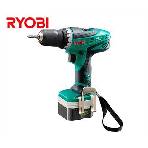 リョービ 充電式ドライバドリル BD-127 (647524A) [RYOBI 電動ドライバー 電気ドリル]