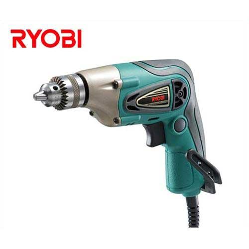 リョービ ドリルD-650 (穴あけ能力:鉄工 6.5mm/木工 9mm) 648601A [アースオーガー 電動ドリル]
