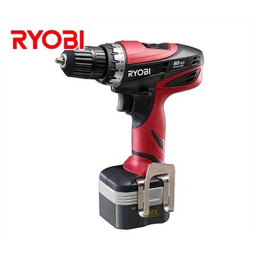 Ryobi充电式司机训练BD-123[Ryobi电动司机电训练64万7522A][r11][s1-120]