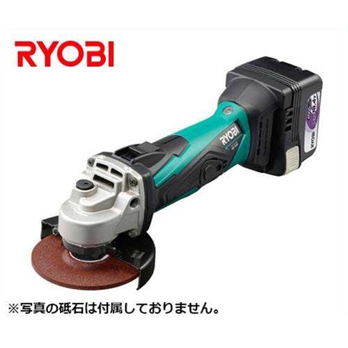 リョービ 充電式ディスクグラインダ BG-1410 (623405A)