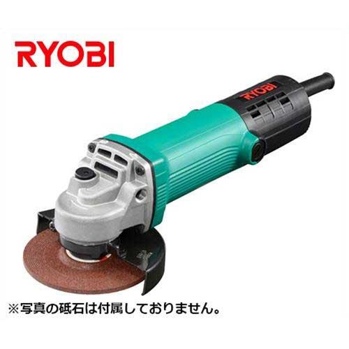 リョービ ディスクグラインダ G-1061PHS (低速型・ブレーキ付/623501A)
