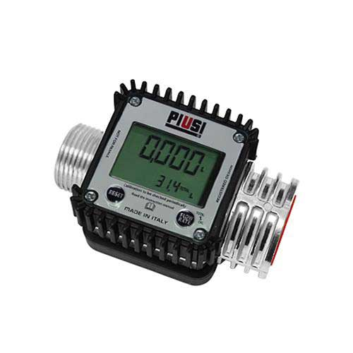 PIUSI デジタルタービンメーター K24-A M/F 1インチ BSP [流量計]