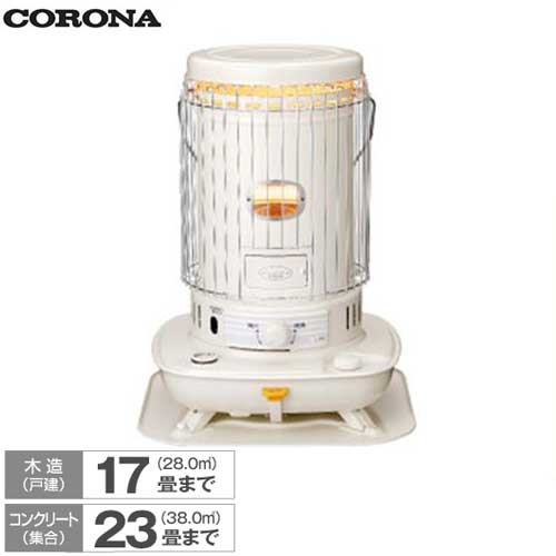 コロナ 石油ストーブ SL-6619 (対流型) [SL-6617の後継機種 CORONA]