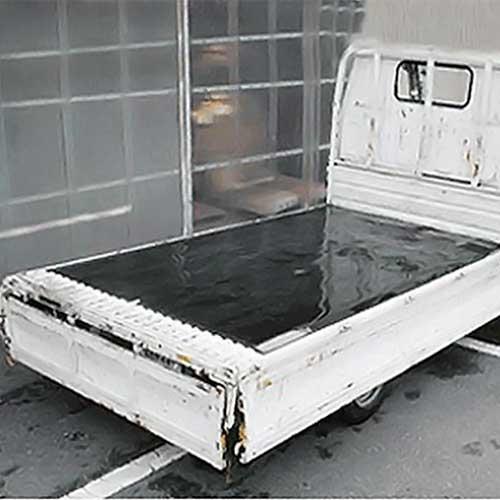 大型トラック用ゴムマット WF5-2 (310cm×160cm×5mm)