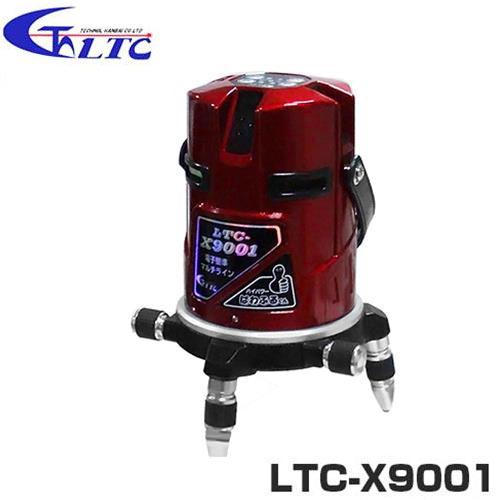 LTC製 高輝度レーザー墨出し器 マルチライン LTC-X9001