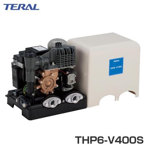 テラル多久 浅井戸ポンプ THP6-V400S (インバータ制御/100V400W) [井戸ポンプ]