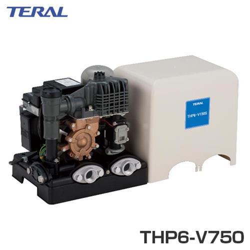 テラル多久 浅井戸ポンプ THP6-V750 (インバータ制御/三相200V750W)
