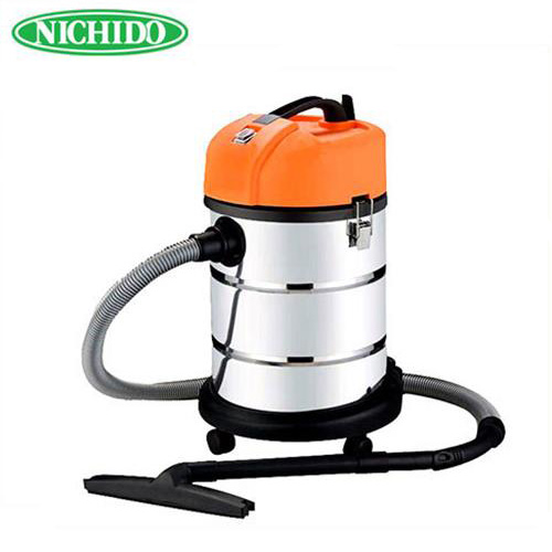 日動 業務用掃除機 バキュームクリーナー NVC-30L-S (乾湿両用)