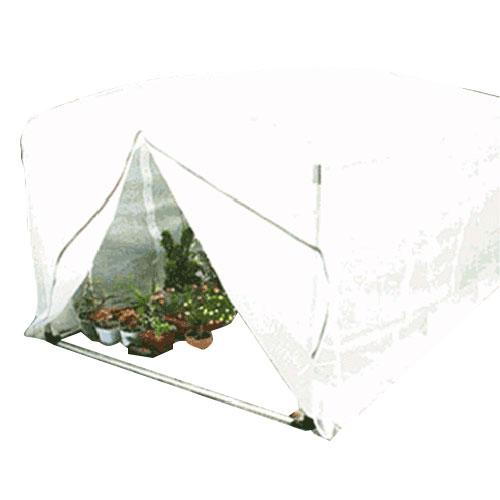 [最大1000円OFFクーポン] アルミフレーム 園芸温室 フラワー温室 FO-10型 (1坪)
