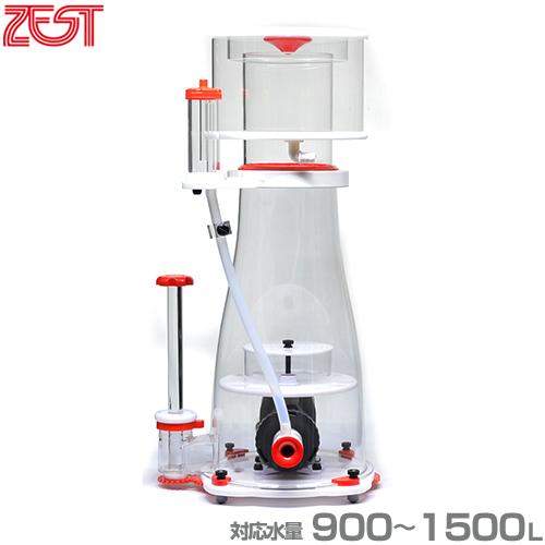 [最大1000円OFFクーポン] ZEST プロテインスキマー Genesis DC1500 (水量900~1500L用/DCポンプ/ベンチュリー式) [ゼンスイ 水中式 水槽用]