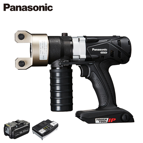 パナソニック 充電油圧マルチ デュアル EZ46A4X-B (本体のみ/充電器+電池付き/14.4V・18V両用) [Panasonic]
